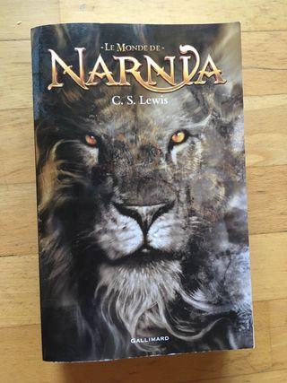 Livre Le monde de Narnia