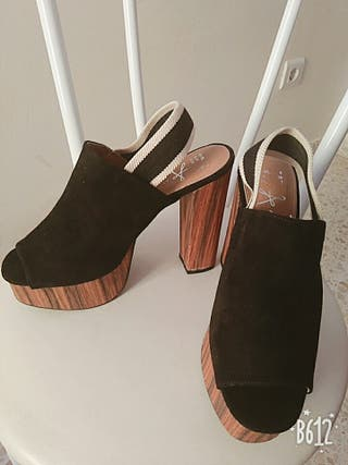 Zapatos mujer tacón talla 38
