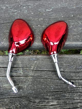 Retrovisores de moto para cualquier moto en venta