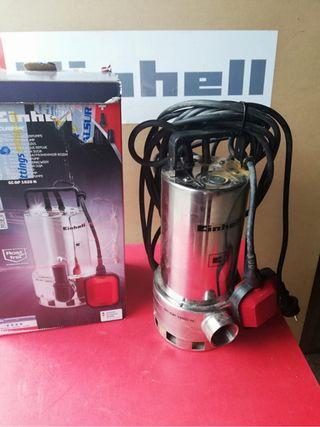 Bomba sumergible Einhell GH-DP 1020