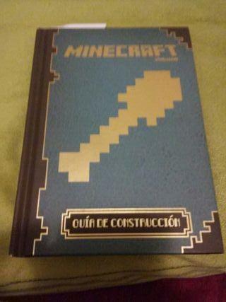 Libro guia de construccion para minecraft