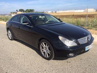 Mercedes- CLS 320 cdi 224cv
