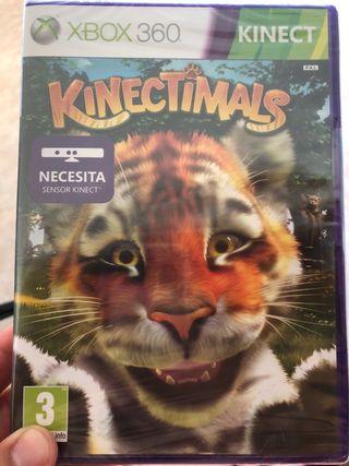 Kinectimals precintado xbox