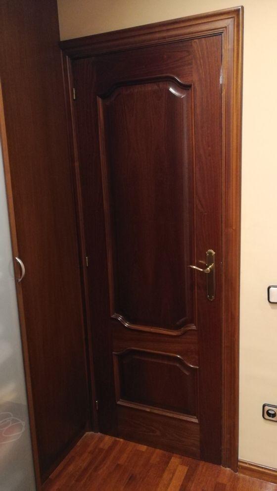 Puertas comedor y habitación de segunda mano por 75 € en Esplugues ...