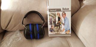 Orejeras de Protecció de ruido Baban Casco