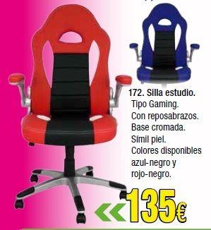 Silla o sillón estudio director