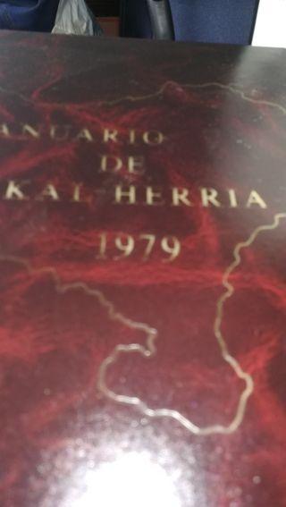 anuario de Euskal Herria