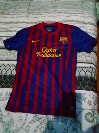 camiseta nike original fc barcelona