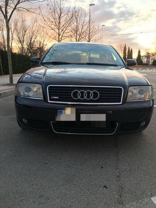 Audi A6 2004 RECIÉN PINTADO