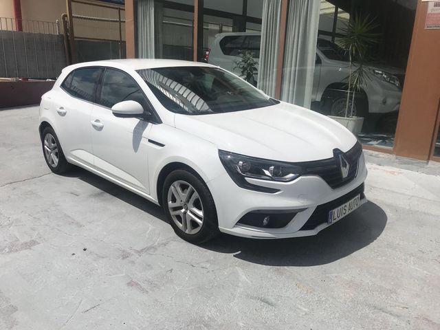 Renault Megane 1.5 DCI 110cv 2016