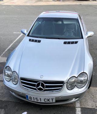 Mercedes-Benz SL año 2002