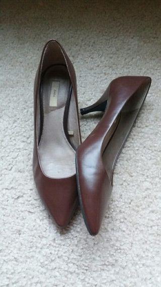 Zapatos mujer Zara t38