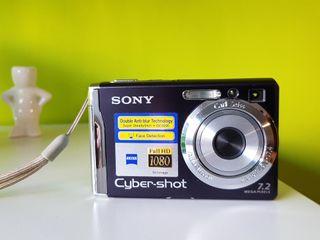 cámara sony cybershot W80