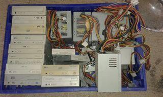 componentes ordenador