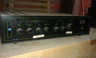 amplificador de 100 voltios hilo musical