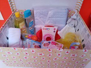 cestas personalizadas bebe