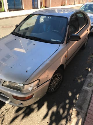 Toyota Corolla Corolla 1 1992