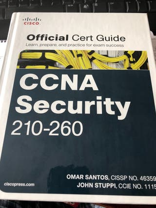 Libro CCNA Security 210-260