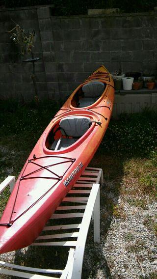 kayak Necky manitou II