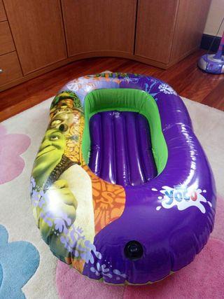 barca infantil