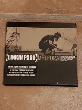 CD Linkin Park - Meteora