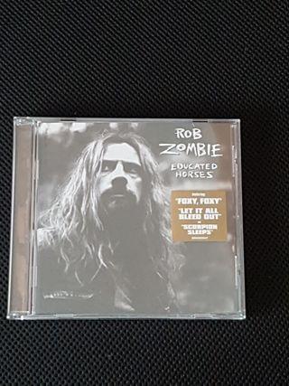 CD Rob Zombie - Educated Horses