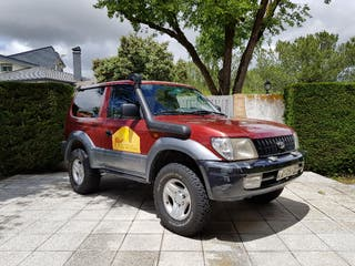 Toyota Land Cruiser kzj90 pasen oferta