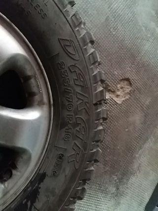 ruedas frontera b 235 70 r16 106Q