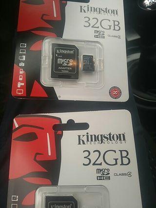 memoria micro SD Kingston