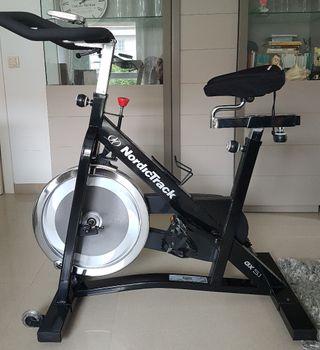 Bicicleta , estática, running