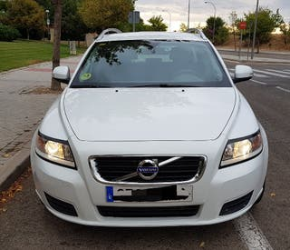 Volvo V50 2012 1.6 Edrive 115cv libro revisiones