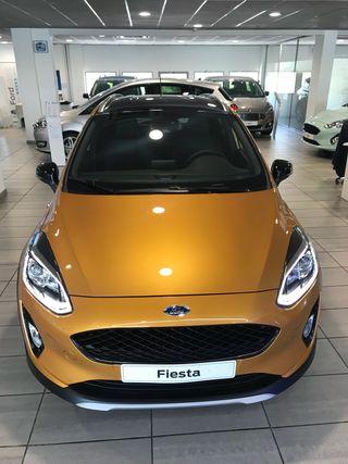 Ford Fiesta Active ¡NUEVO CROSSOVER!! ¡PROMOCIÓN!