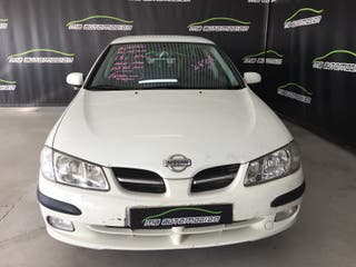 Nissan Almera Gasolina 2000