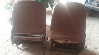 asientos delanteros de renault