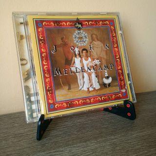 CD John Mellencamp Mr. Happy Go Lucky