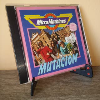 CD Micro Machines Mutacion