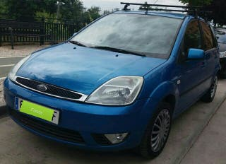 Ford Fiesta 1.4tdci 75 CV impecable