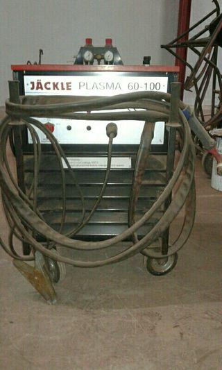 Plasma para hierro