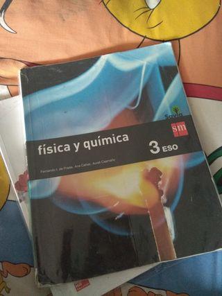 Libro Fisica Y Quimica (3ESO)