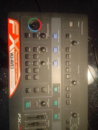 Panasonic WJ-AVE3