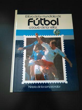 sellos y mundiales de futbol