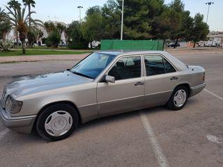Mercedes 300 turbo diesel