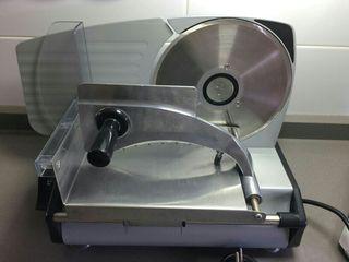 cortafiambres eléctrico acero INOX