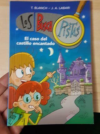 Libro infantil los buscas pistas