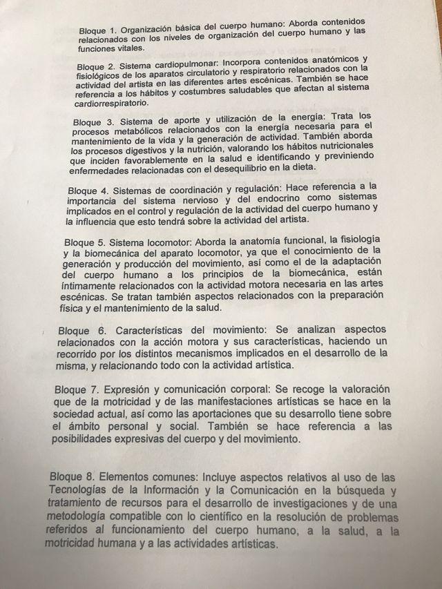 Anatomia aplicada de segunda mano por 5 € en Guadalajara en WALLAPOP