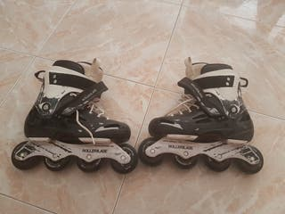 Patines rollerblade Fusion X3