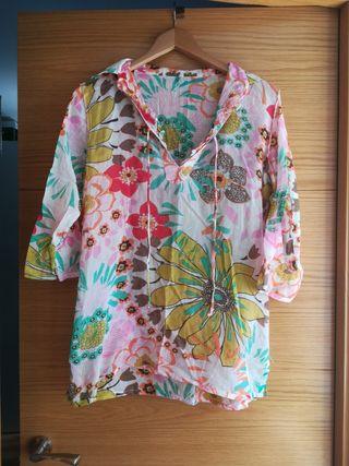 bluson camisola hawaiana verano TM