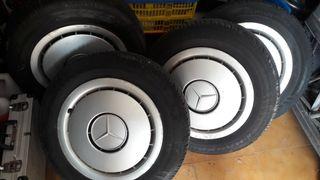 ruedas mercedes 190e