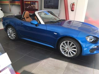 Abarth 124 Spider 124 Spider Turbo Multiair 125kW