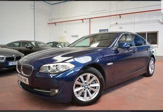 BMW 520 d, 184 cv, 6 v, 2012